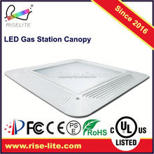 Ceiling Surface mounted 130w 140w retrofit led canopy light dimmable driver with photocell