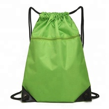 Ginzeal Cheap Waterproof Gym Polyester Drawstring Backpack Bag