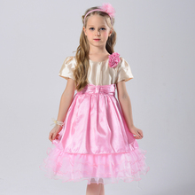 New style kids boutique clothes beautiful model girl dress pictures of latest gown designs