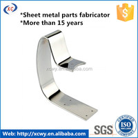 Steel fabrication metal stamping products chrome components