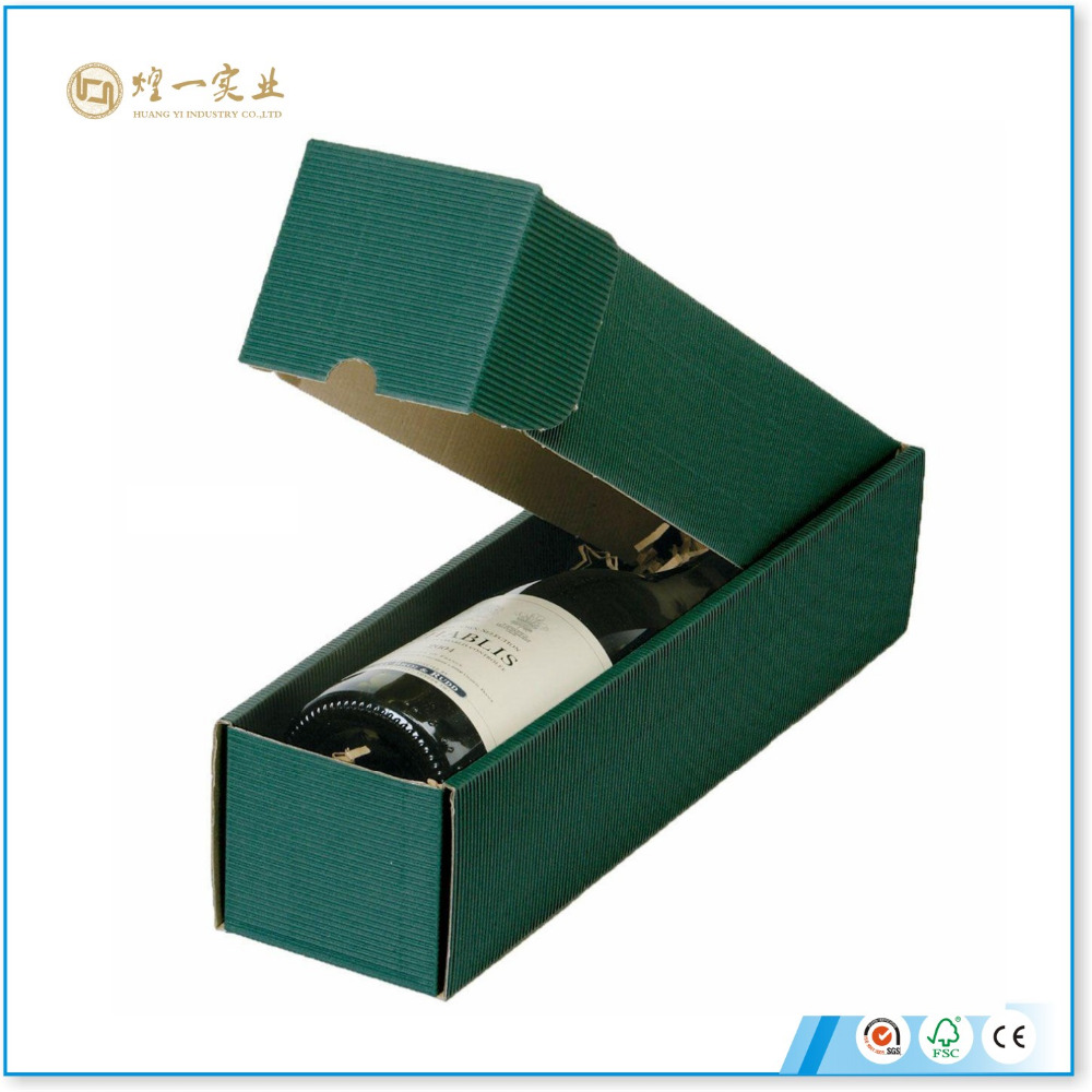 Cheap Customized Cardboard Box Paper Gift Boxes For Wine Packaging