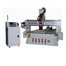 4axis ATC cnc engraving machine disk/multi fuction wood cnc router carving machine
