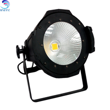 Warm White / Cool White 200w RGBWAUV 4in1 led light professional stage cob profile mini par lights