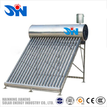 Special Hot Selling Compact Unpressurized Solar Water Heater