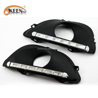 High Quality 12V Led Drl Headlight Running Lights for FAW cars