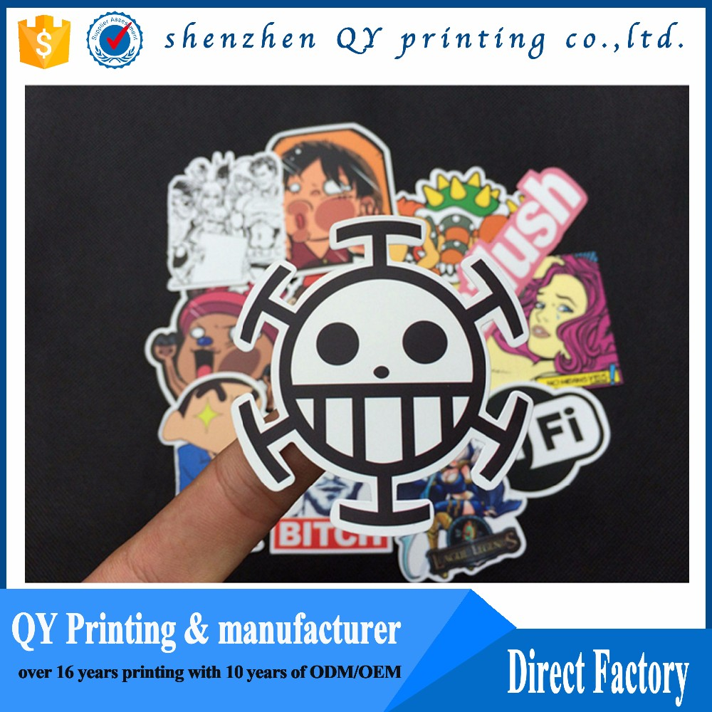 die cut sticker printing machine