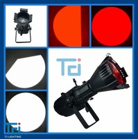 best selling led theatre light 200W RGBW 4in1 Led profile spot