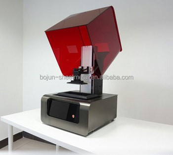 Top quality high precision light curing jewelry industrial DLP 3D printer on sale