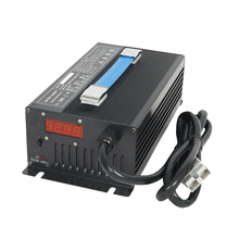 24Volt 36Volt 48Volt Smart Battery Charger With Low Price for Electric Scooter