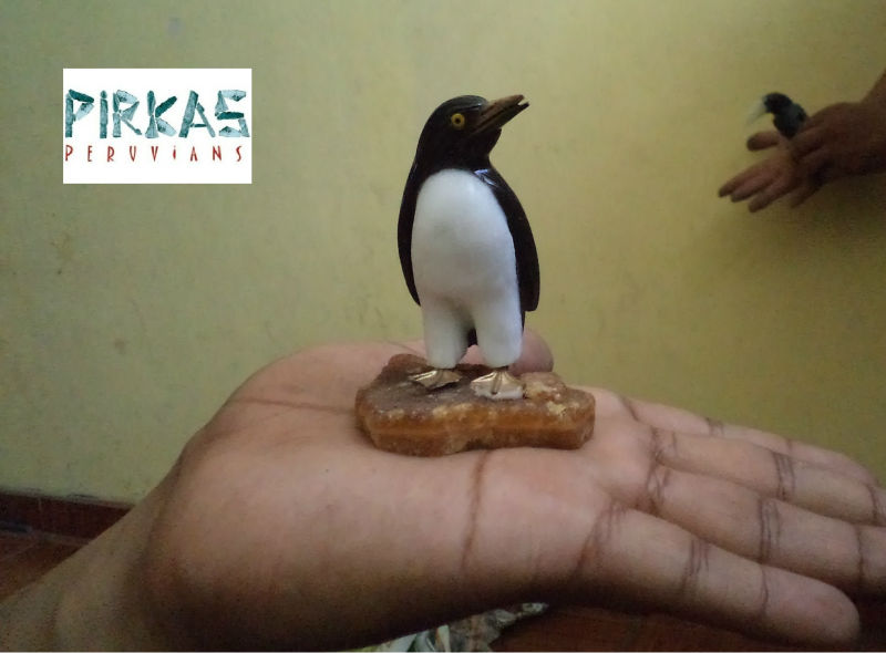 stone Penguin Soap