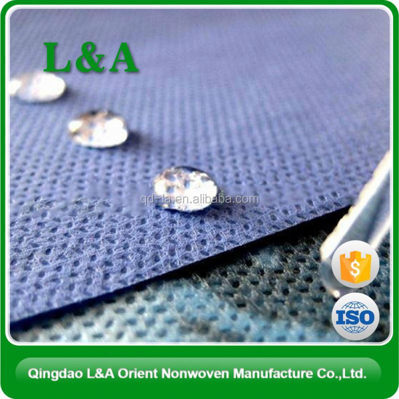 Nano Silver Polypropylene Spunbonded Nonwoven Fabric With Any Color
