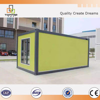 New modular prefab 20/ 40 ft temporary shipping container site office