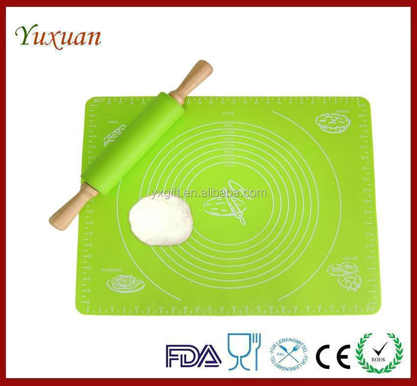 Silicone Baking Mat Non Stick Heat Resistant Liner Oven Sheet table Mats
