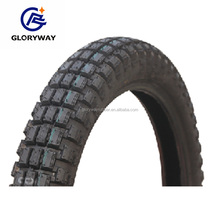 safegrip brand china good quality with dot emark 6pr 2.50-17 motorcycle tyre dongying gloryway rubber