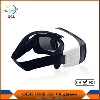 virtual reality programming 3d vr games virtual glasses in shenzhen 2016OEM ODM