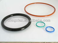 Different appliances conductive sponge silicone gasket ring