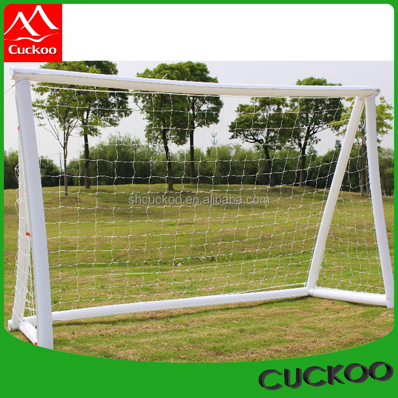 Fire-retardant Inflatable Portable PU Soccer Goal