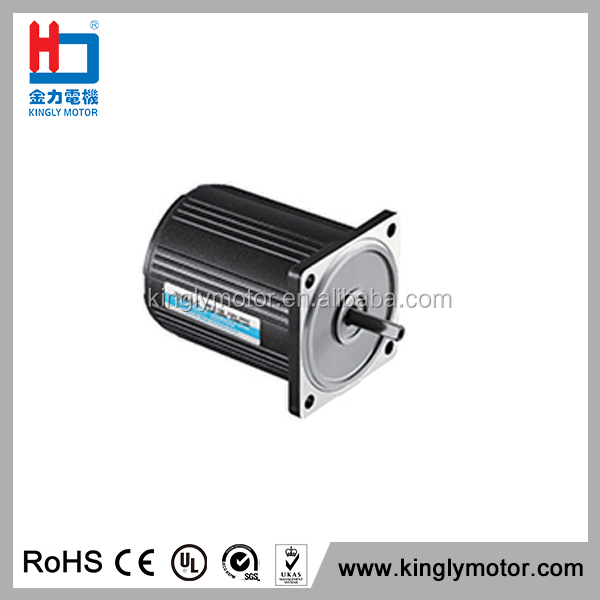 Ac Switch Synchronous Motor 70Mm Brake Motor Three Phase Induction Motor