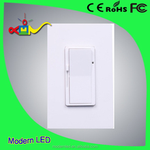 High quality UL and CUL listed led touch dimmer switch 3-way american led dimmer
