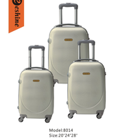 Size20/24/28 Peach color carry on luggage
