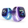 TWATCH DF25G 1.22'' Screen IP67 Waterproof GPS Tracker Kids Watches 2017 Smart