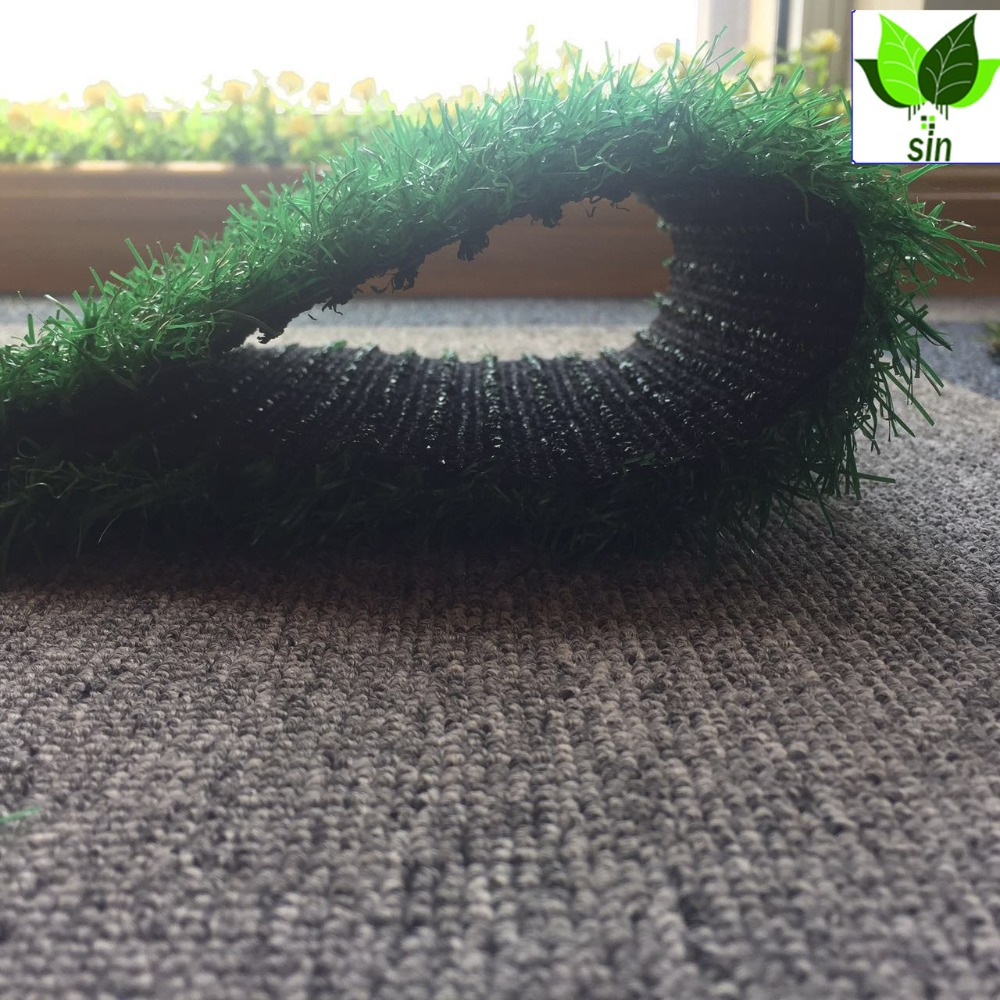 Hebei saiying High Quality Synthetic/natural grass Fake Lawn Landscaping artificial mats