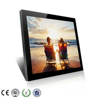 19 Inch Digital Photo Frame Big Size