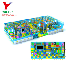 Hot Sale Made In China Funny Ocean Playground Children Indoor Play Equipment Suppliers