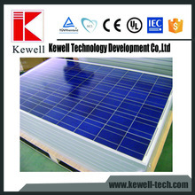 Powerwell Solar Super Quality and Competitive Price TUV,CE,SGS,CEC,IEC,ISO,CHUBB,INMETRO Approval Standard 250w Poly Solar Panel