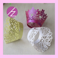 newest style paper craft birthday favors cupcake wrappers DG-40