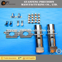high precision cnc machining stainless steel Prototype sets