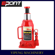 professionalm self-developed top quality 20 ton hydraulic jack bottle type