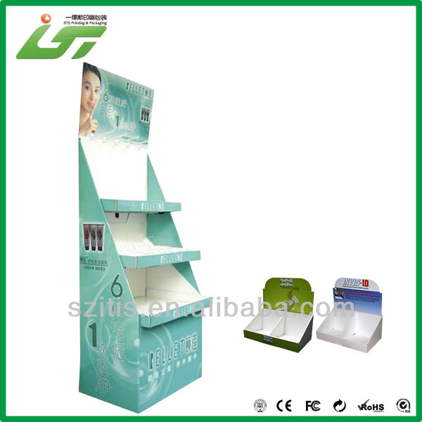 Chinese custom handmade small counter display rack