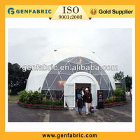 2014 New Designing High Quality Portable Dome,Fire Proof Pavilion