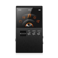 Professional DSD all lossless format ultra thin mp3 music player