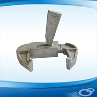Formwork system wedge clamp