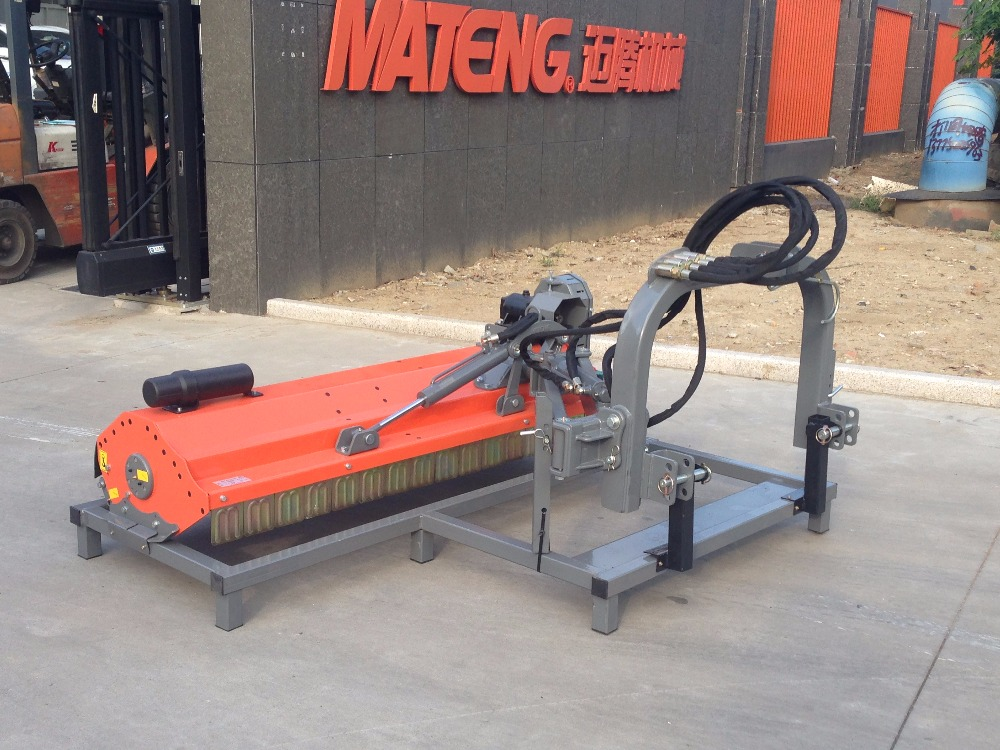 New Tractor G.OS Verge Shredder from China Mateng Factory