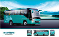ZHONG TONG LCK6798D4H the long distance bus with luxuriant in design
