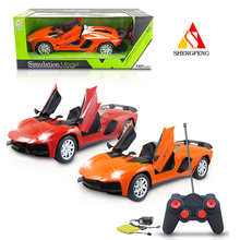 Remote control toys 1:10 4 functions topspeed karting rc car