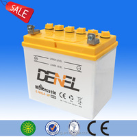 12N24-3A(12V24Ah) three wheel cargo battery conventional dry charged motorcycle battery