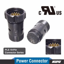 UL listed 19 Pin Line connector