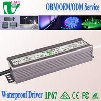 40W 90-120V dc 330mA full metal shell waterproof led driver IP67