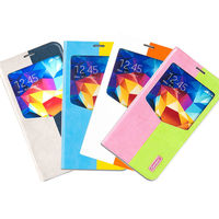 iSecret Combine color view window bracket design cell phone for samsung s3 case