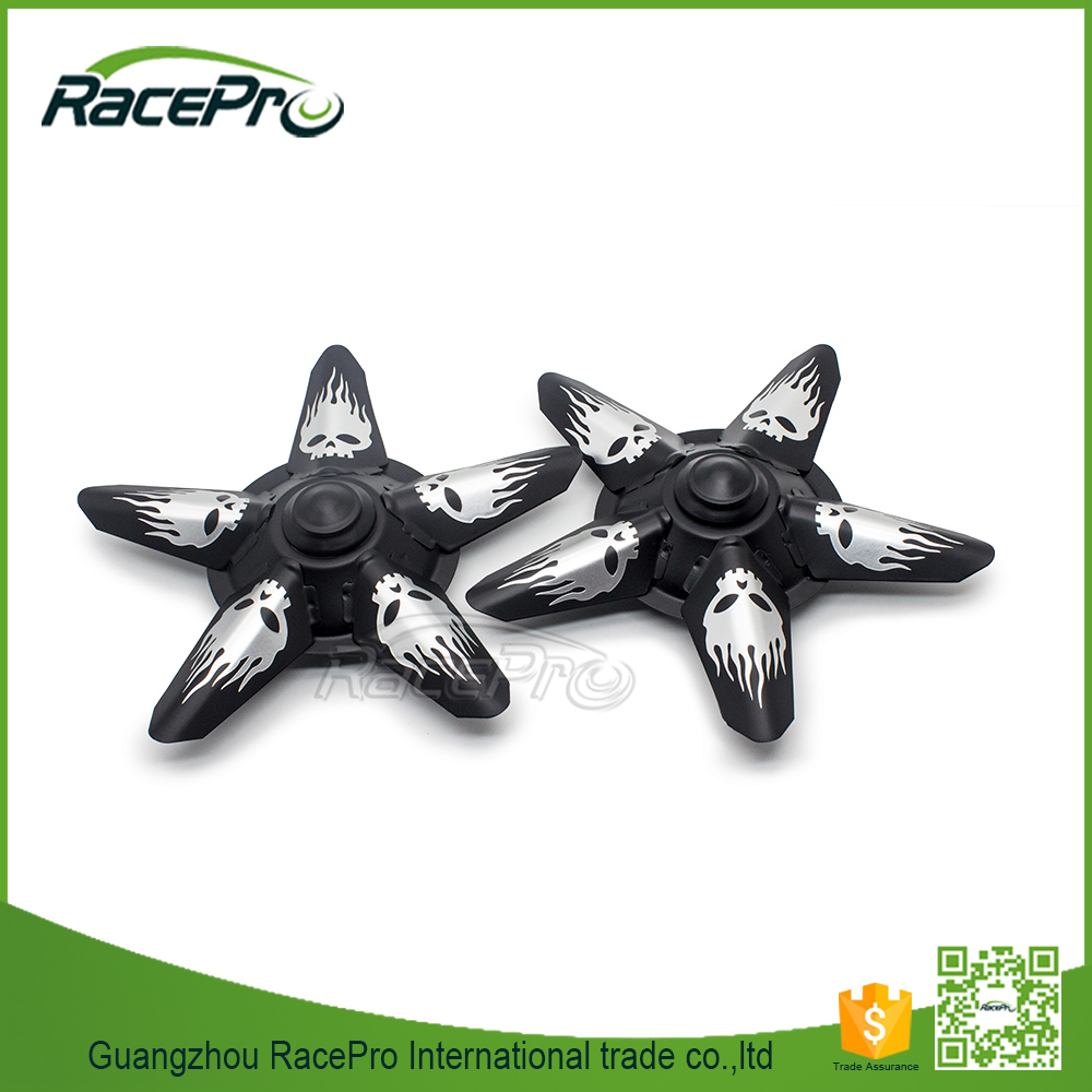 Motorbike Decoration Parts Skull Front Axle Nut Cover Bolt Kit For Harley Dyna Sportster Touring Softail
