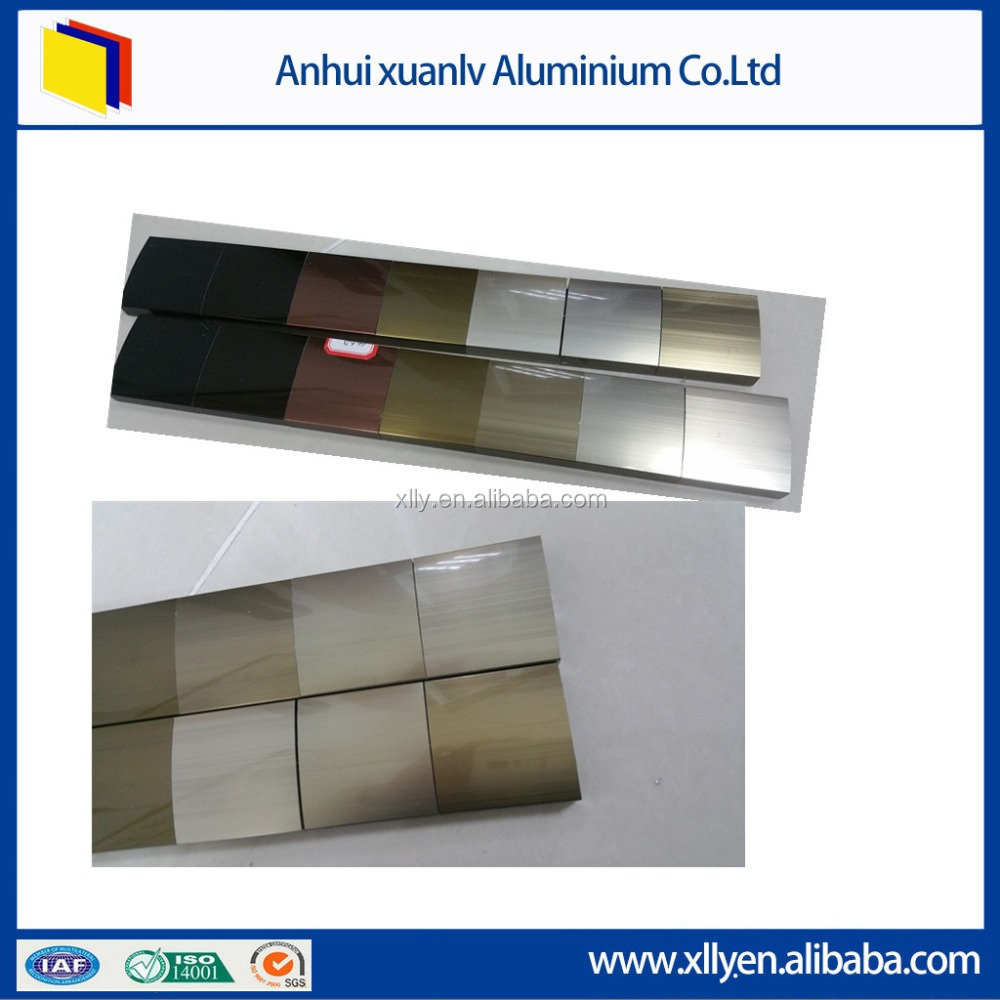 Dimex Trade assurance Anodized aluminum extrusion Profile for windows