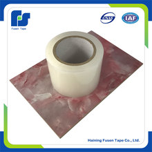 New Style Furniture Packing Stretch film Ldpe Adhesive Decorate Film