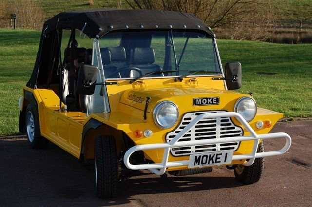 Cheap Classic Damaged Mini Moke Spare Parts Used China Cars Prices for Sale