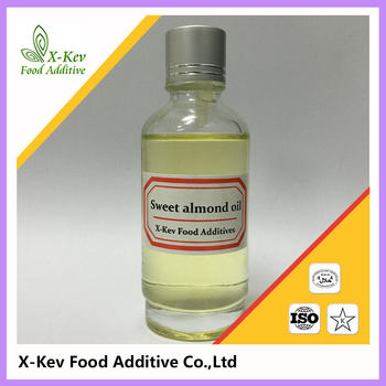bulk competitive price organic sweet/bitter almond oil