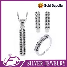 Rich experienced sterling 925 sterling silver jewelry factory hong kong