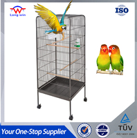 Wholesale canary breeding metal bird cage